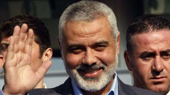 Israel consumed with occupying Muslim states: Hamas leader