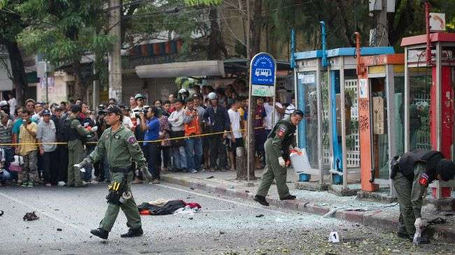 Iran denies Israeli claims on Thai blasts
