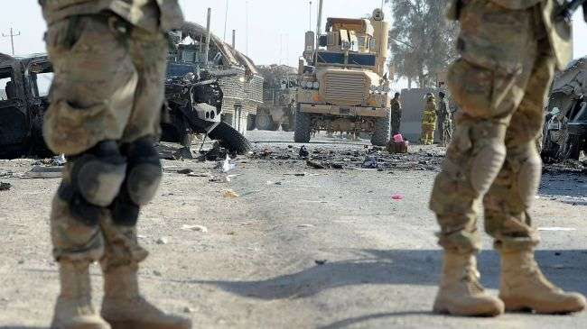 US generals misleading Congress, people on Afghan war