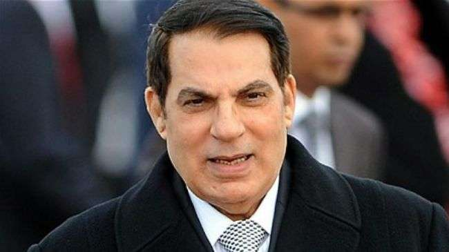 Tunisia will not ask for Ben Ali extradition