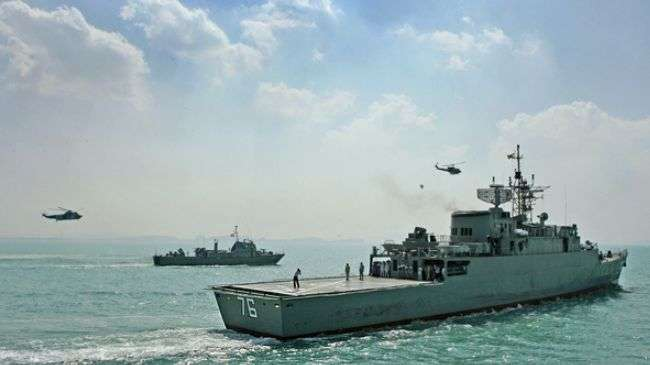 Iranian ships docked at Syrian port lead to Israeli worries