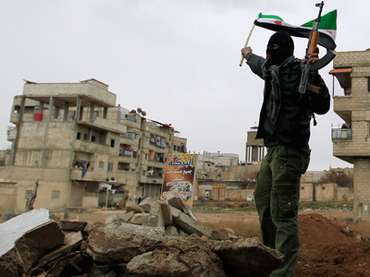 Guns & Glory in Syria: Al-Qaeda, US recipe for disaster