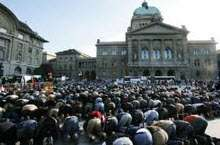 Swiss Muslims look to getting official organisation