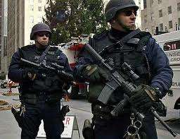Crisis and the Creeping Militarization of US Society