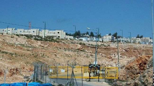 UN deplores new Israeli permits for 500 more settlement units