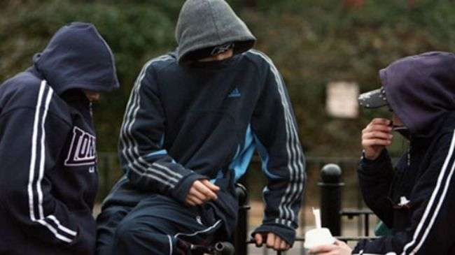 Figures reveal crime hot spots in UK