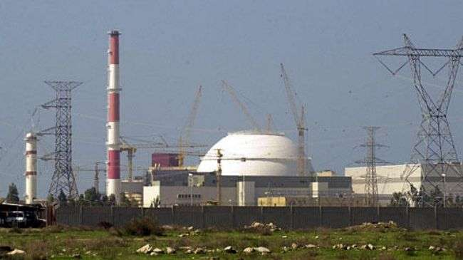 'Bushehr nuclear plant to add 1,000 MW to national grid'