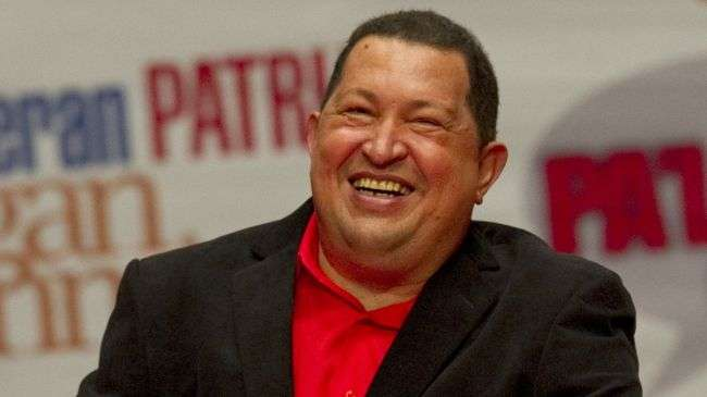 'Chavez in good physical condition after operation'