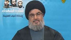 Nasrallah suggests solution crisis Syria political solution national dialogue