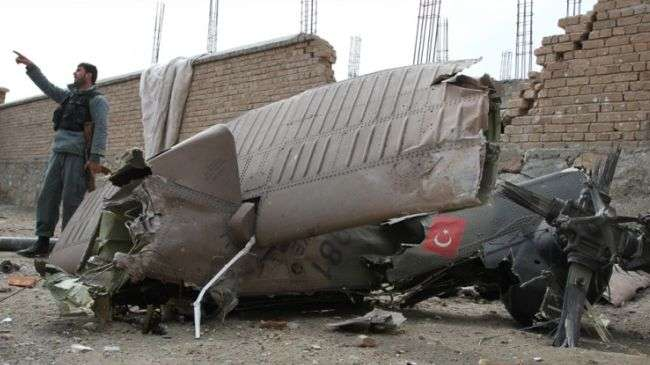 Turkey confirms death of 12 soldiers in copter crash in Afghanistan