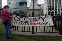 Occupy Columbia Protestors Return to Resume Demonstrations