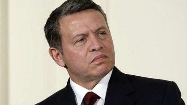 Jordan charges 13 activists with insulting King Abdullah II