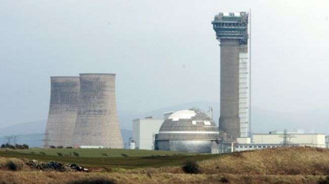 Russia to build nuclear plants in UK