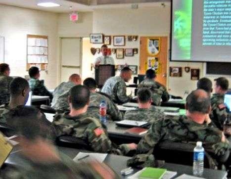 Kuliah Militer AS