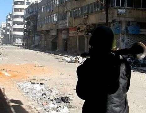 Dokumen Rahasia: Plan AS dan Arab Saudi di Suriah