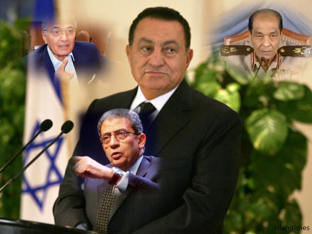 مبعوث من العسکری: شفیق سیکون رئیس مصر وعمرو موسى رئیسا للحکومة