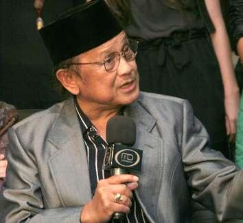 BJ Habibie: Tak Perlu Ragukan SDM Indonesia