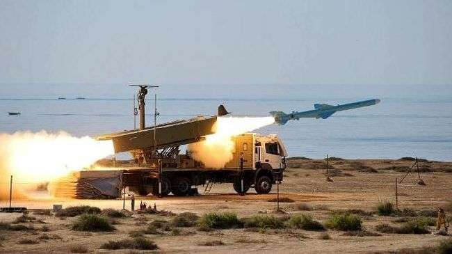 Iran Termasuk Top 10 dalam Kekuatan Militer