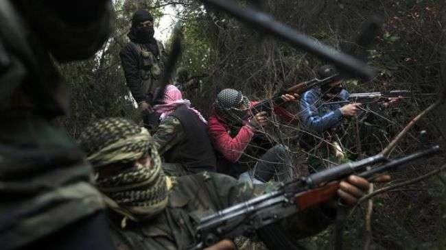 Pemberotak Suriah