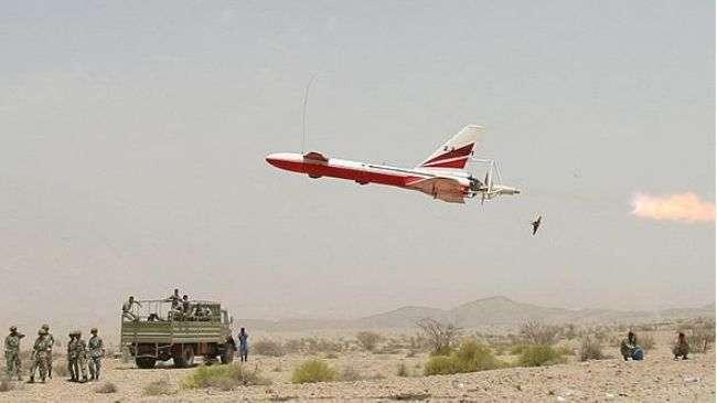 Ababil, pesawat tanpa awak -drone- Iran