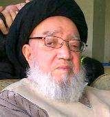 بزرگ عالم دین آغا علی الموسوی انتقال کرگئے