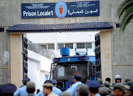 مديرون جدد للسجون بالمغرب N00189987-b