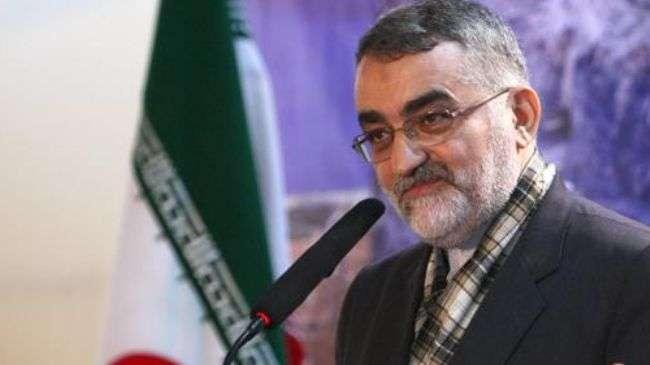 Iranian lawmaker Alaeddin Boroujerdi