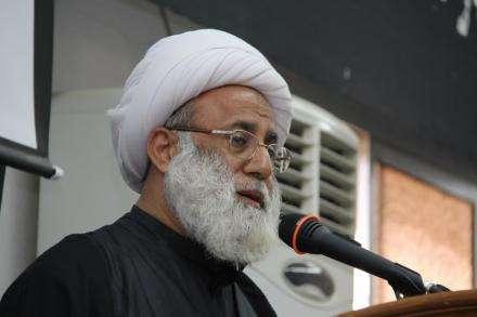 السعودیة تعتقل آیة الله الشیخ حسین الراضی