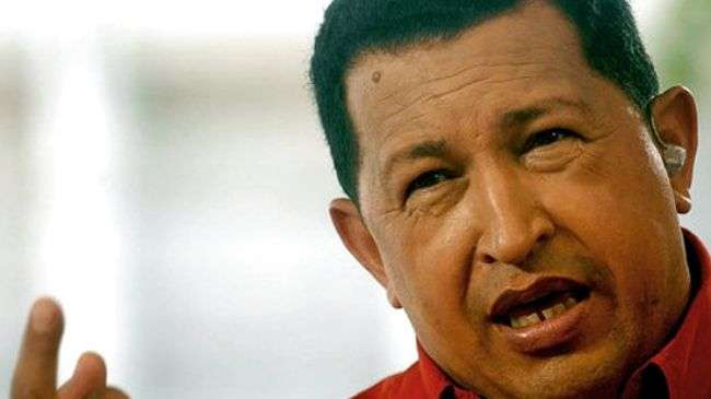 Chavez calls on Obama to stop US hegemonic policies