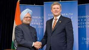 Canadians Critical of Canada-India Nuclear Deal