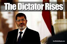 New dictator being born in Egypt