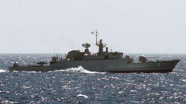 Iran akan Kirim Armada AL ke Samudara Atlantik