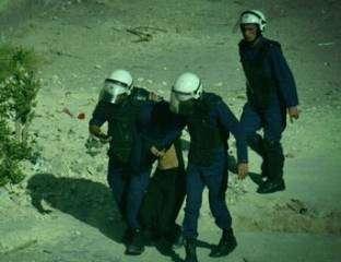 قوات الأمن البحرینیة تعتقل عشرات المواطنین فی سترة