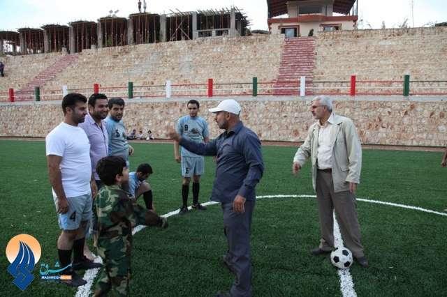 فوتبال چهاربرج