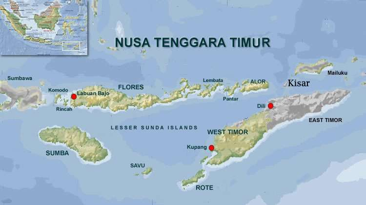 the background information of east timor