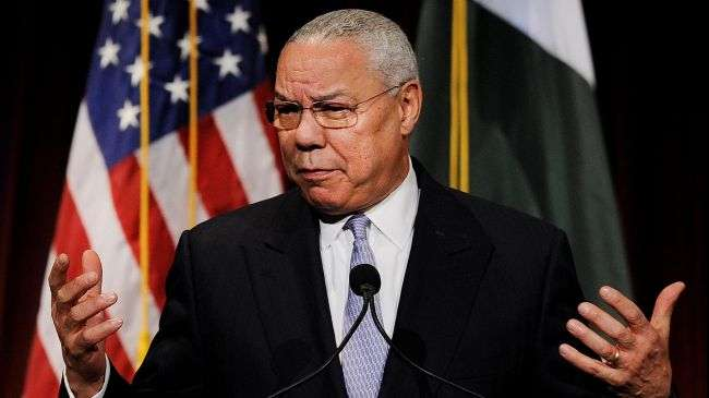 Speech on Iraq WMD for UNSC blot on my record: Powell