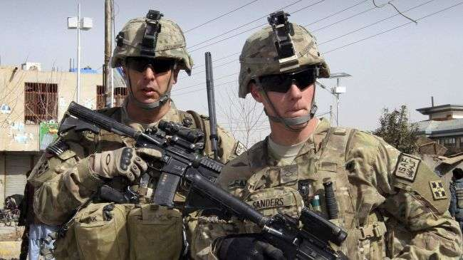 US general urges keeping 13,600 troops in Afghanistan beyond 2014