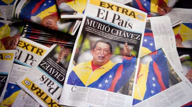 Venezuela accuses US of having infected Chavez with cancer virus