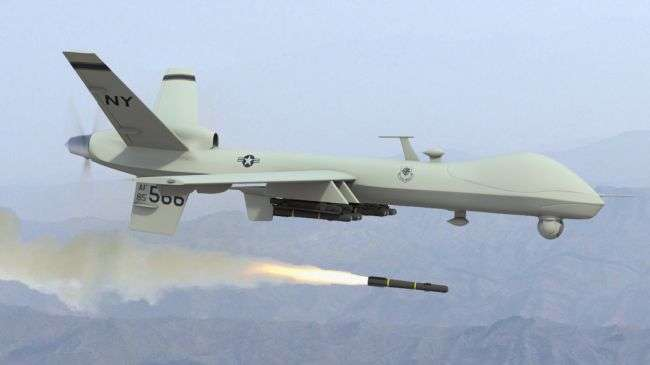 Pakistani military rejects US blame of attack attributed to CIA drone hit