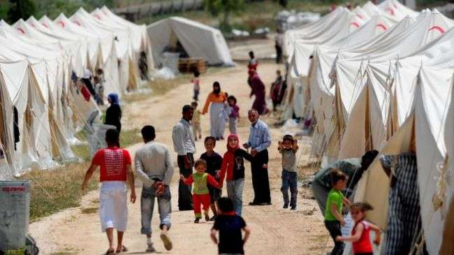 Number of displaced Syrians may double or triple by end of 2013: UN