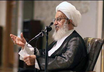 مرجع دین ایرانی یحذر السعودیة من المساس بالشیخ النمر