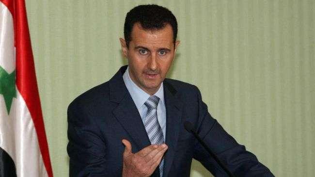 Presidean Suriah, Bashar Assad