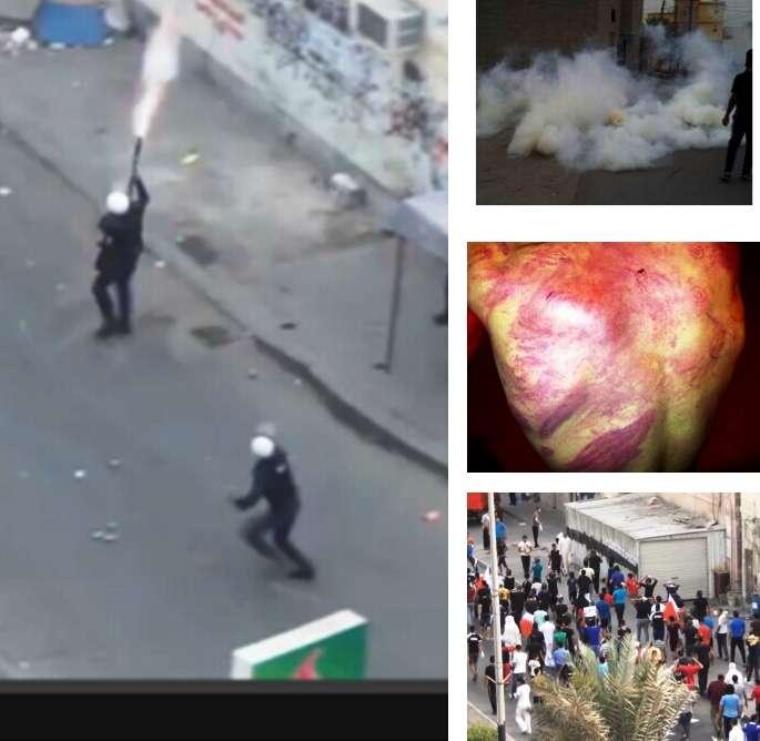 147 معتقلا ونحو32 منطقة تعرضت للعقاب الجماعی وأکثر من 100 مداهمة