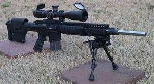 Pindad Produksi Senapan Sniper (SPR)