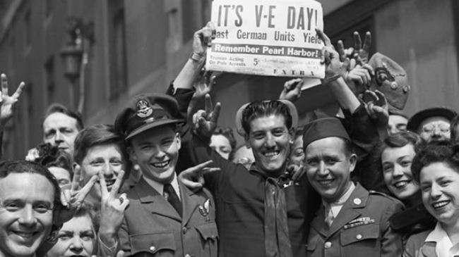 US driven by Nazi war machine - Islam Times