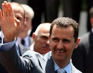 CIA: Assad would get 75% of vote in elections