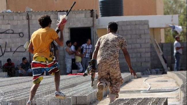 28 dead in clashes in Libya's Benghazi