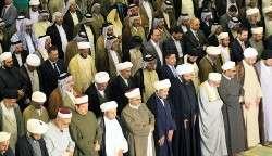 Sunni dan Syiah gelar Shalat Jumat bersama