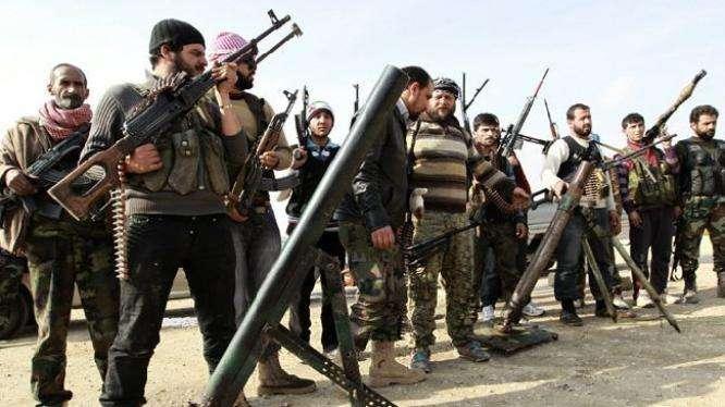 Di Balik Teror Suriah