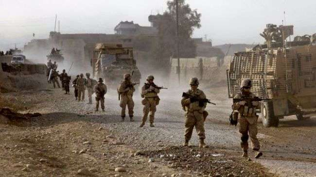 UK Afghan mission continues by 2020: mil. sources